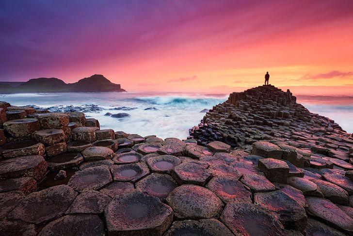 Devler Kaldırımı - İrlanda